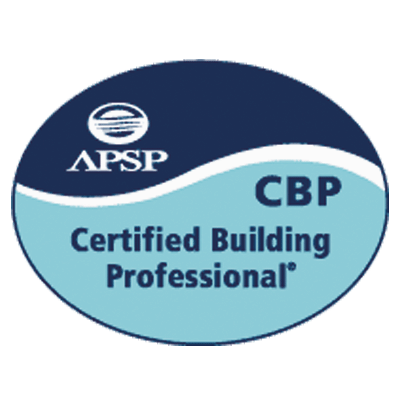 Certified Pool Building Professional Logo