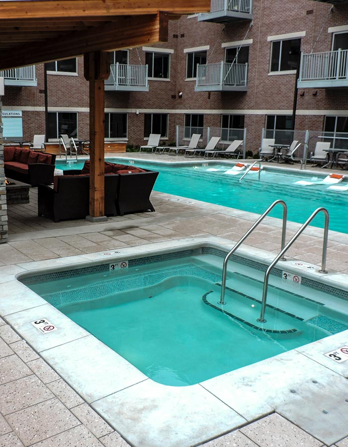 shotcrete pool