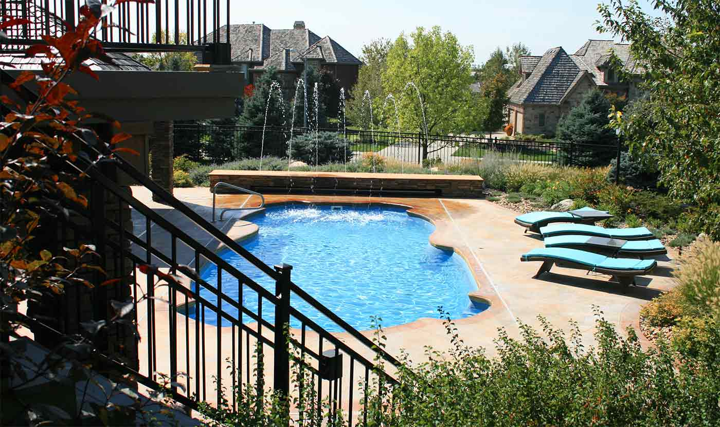 fibreglass pool utopia
