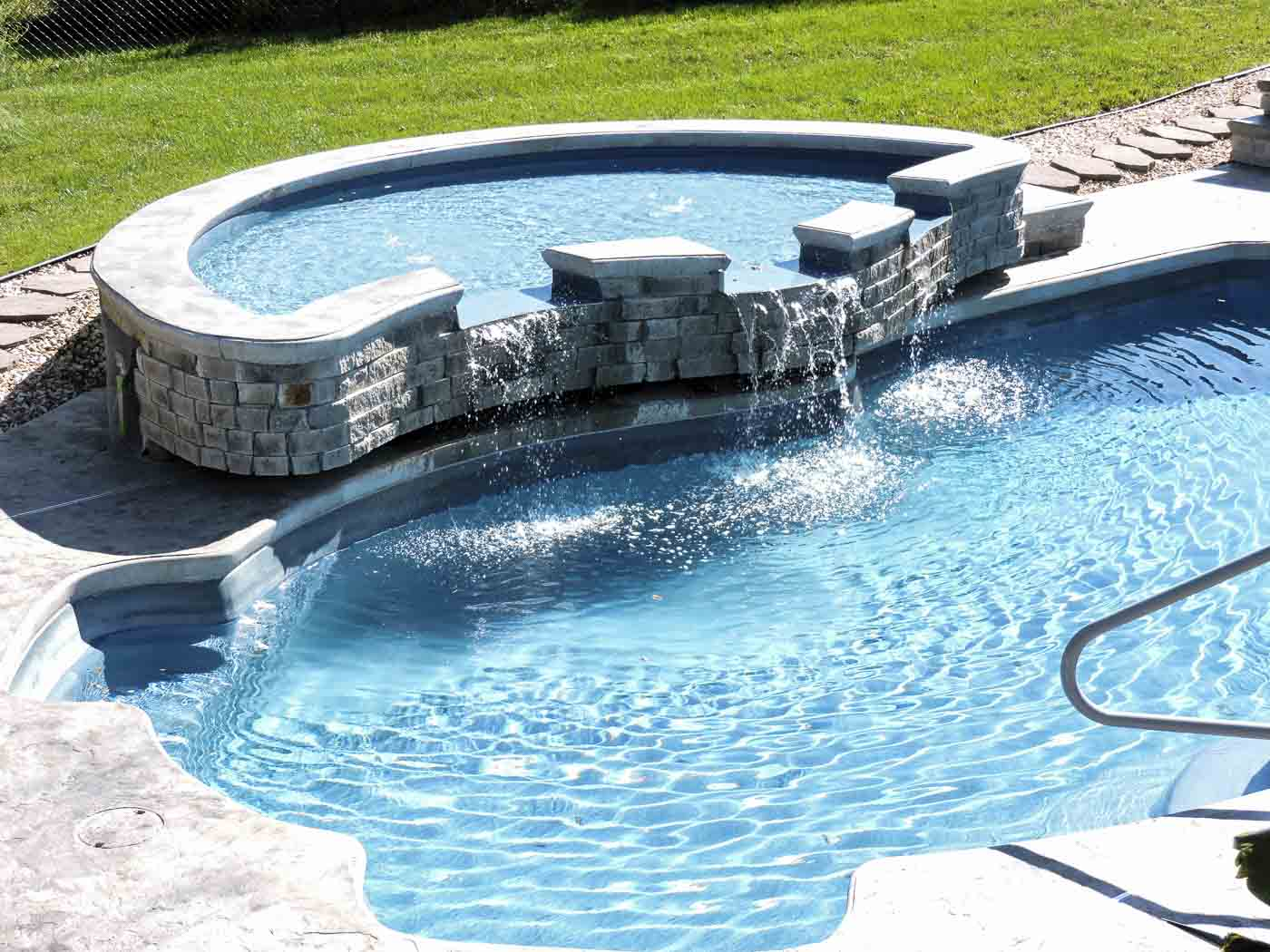 water pool feature