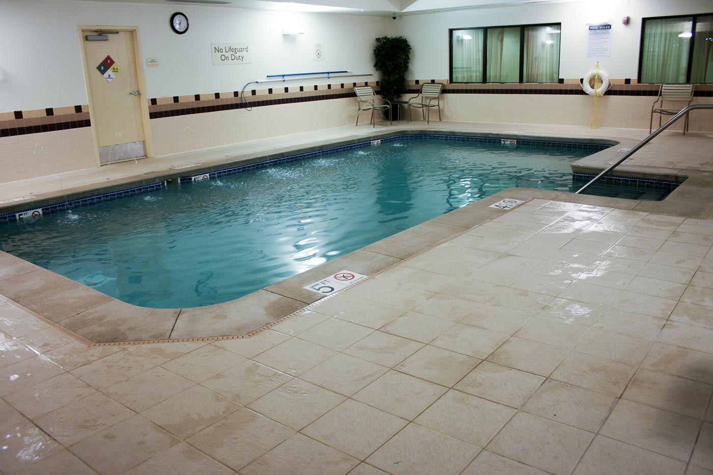 Springhill commercial pool